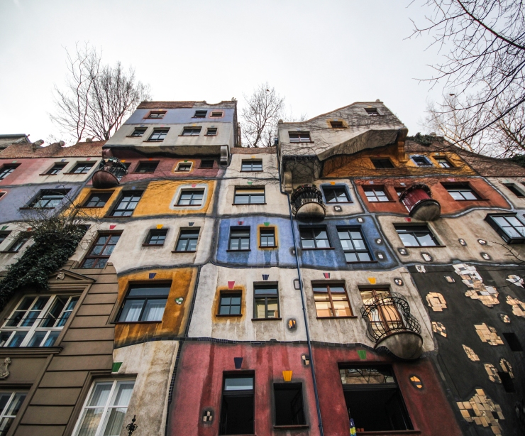 Hundertwasserhaus, Vienna | How Far From Home