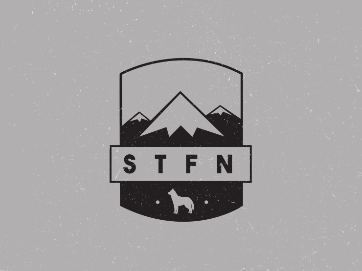 STFN Logo Development by Stevo Dirnberger | How Far From Home