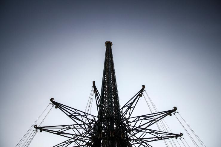 Prater Amuesement Park, Vienna | How Far From Home
