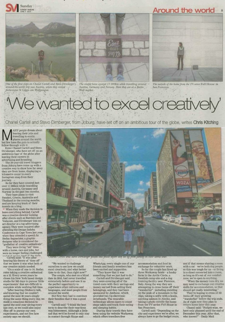Sunday Tribune Feature | How Far From Home
