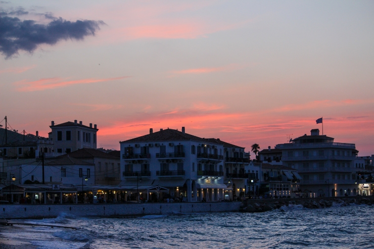 Spetses | How Far From Home