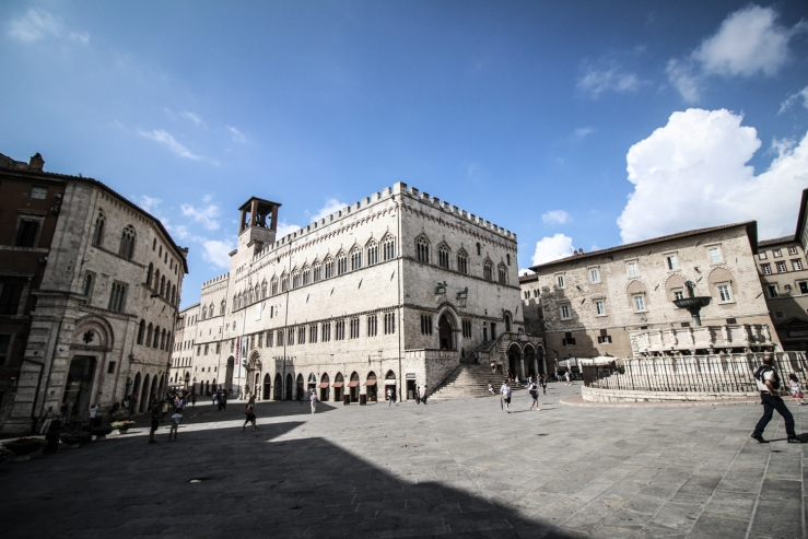 Perugia Italy | How Far From Home